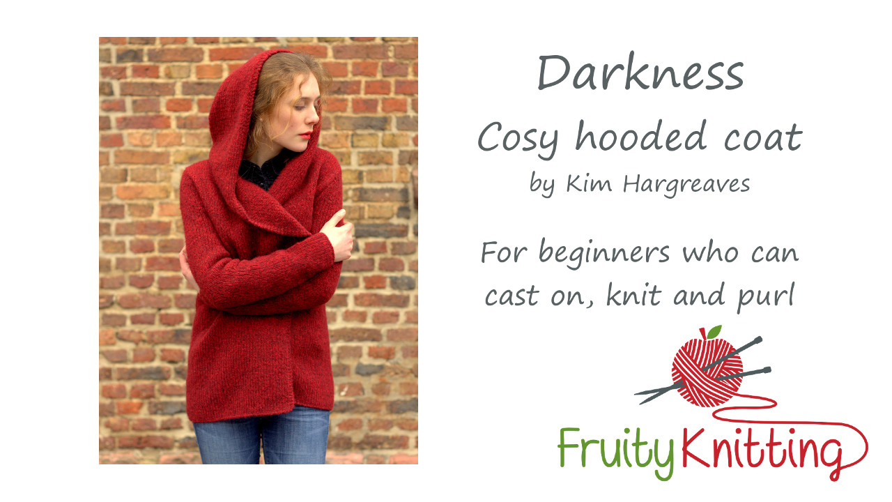 Darkness Hooded Coat Video Tutorial