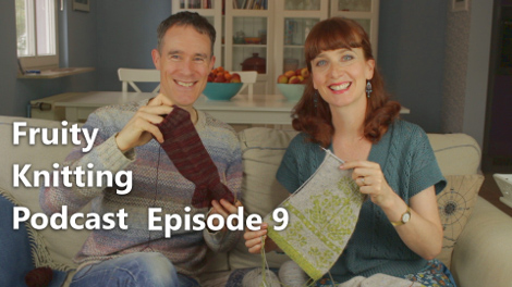 Vintage Knitting, James Norbury, and a bit of Intarsia