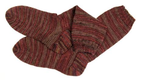 Andrew's Socks - Completely Kitchenered