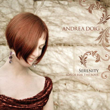 Andrea Doig - Serenity - Songs for the Soul