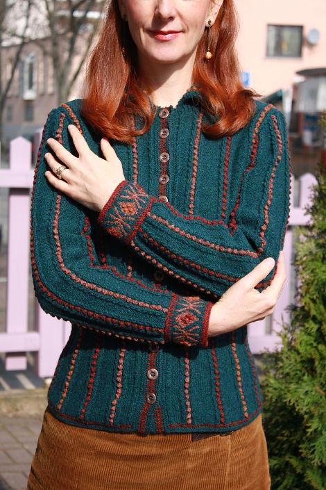 Anne Boleyn by Alice Starmore