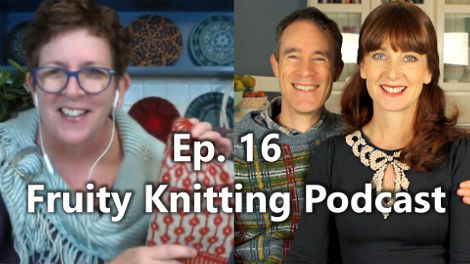Episode 16 - Fidlstix and a Feast of Fair Isle - Click on the image to view