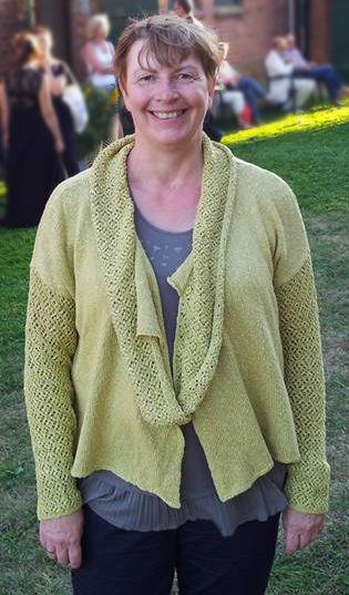 IBURI von Lisa Richardson aus dem Rowan Knitting & Crochet Magazine 59 (01)