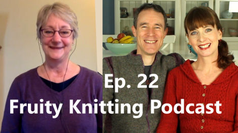 Episode 22 - Ann Budd, and a little Waist Shaping