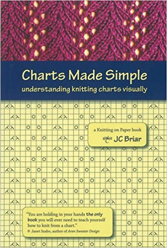 Charts Made Simple: understanding knitting charts visually