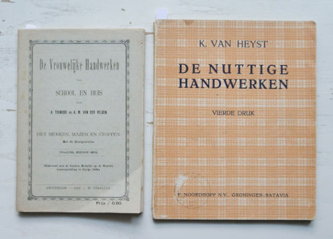 A Dutch handworkers' lesson plan