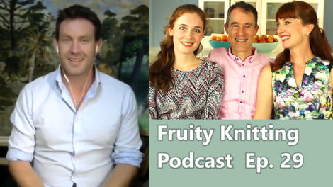 Tarndie - Home of the Polwarth - Ep. 29 - Fruity Knitting Video Podcast