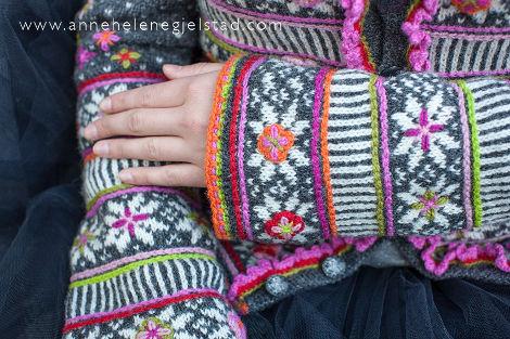 Episode 30 Norwegian Knitting Sidsel Hoivik Fruity Knitting