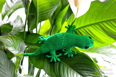 Doreen Blask - Mrs Mumpitz - Gecko