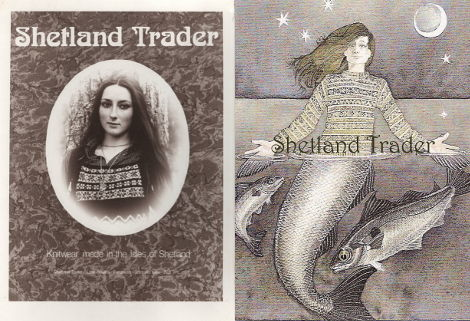 Shetland Trader, old and new