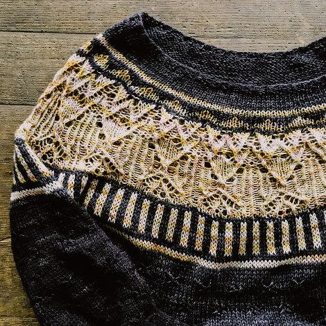 episode caitlin hunter wovember fruity knitting