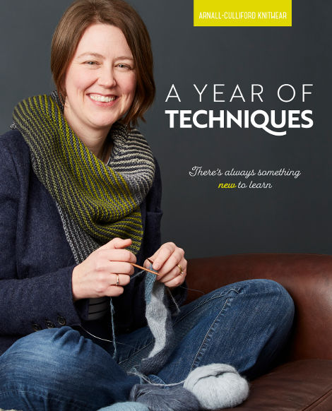 A Year of Techniques, by Jen and Jim Arnall-Culliford
