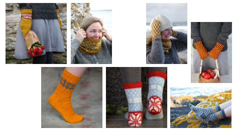 Pia is offering Fruity Knitting Patrons a 20% discount on all patterns