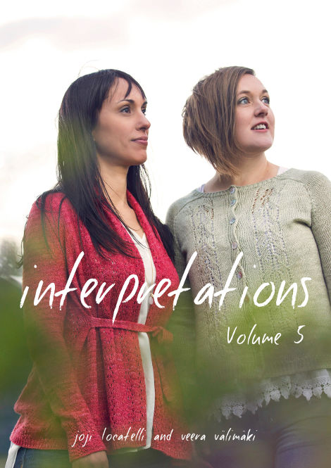 Interpretations Volume 5 - 12 designs by Joji Locatelli and Veera Välimäki
