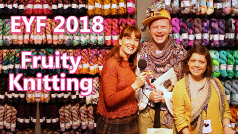 Edinburgh Yarn Festival 2018 - Episode 50