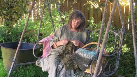 Couture Knitwear Designer Di Gilpin