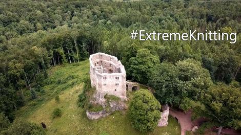 Castle Ruin Liebenstein