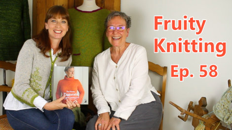 Åsa Söderman, known in the knitting world as Åsa Tricosa, is our guest on Episode 58