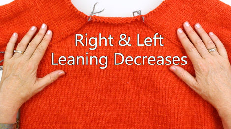 Right & Left Leaning Decreases - Tutorial Title