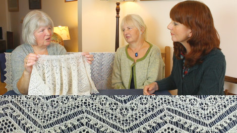 Episode 64 - Shetland Fine Lace Knitting