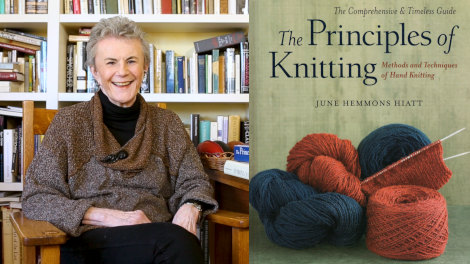 Episode 68 - Principles of Knitting - June Hemmons Hiatt