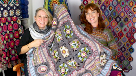 Episode 71 - Crochet with Janie Crow