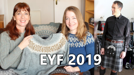 Episode 74 - EYF 2019 & Jennifer Steingass