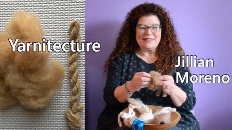 Episode 76 - Yarnitecture - Jillian Moreno