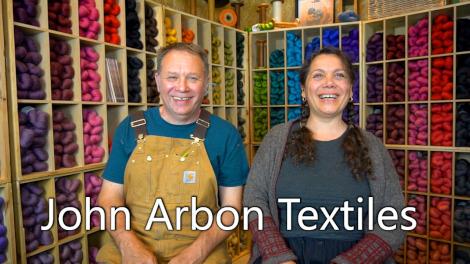 Episode 79 - John Arbon Textiles