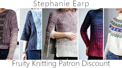 Episode 81 - Deborah Newton - Fruity Knitting