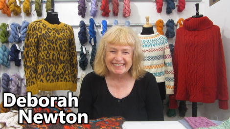 Episode 81 Deborah Newton Fruity Knitting