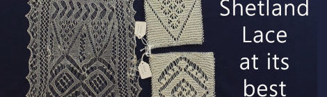 Episode 89 - Shetland Lace at its Best