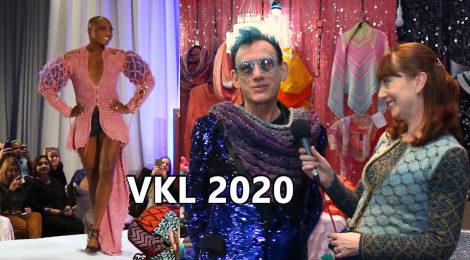 Episode 93 - Vogue Knitting Live New York 2020