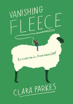 Cover of Clara Parkes' latest book, Vanishing Fleece.