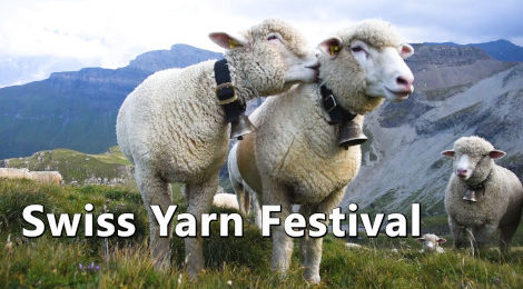 Episode 96 - Swiss Yarn Festival