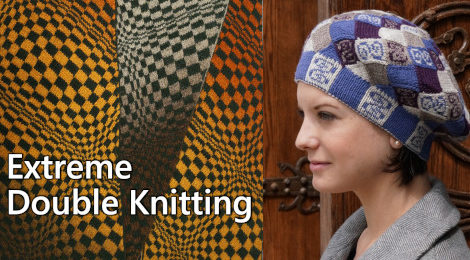 Episode 99 - Double Knitting -  Alasdair Post-Quinn