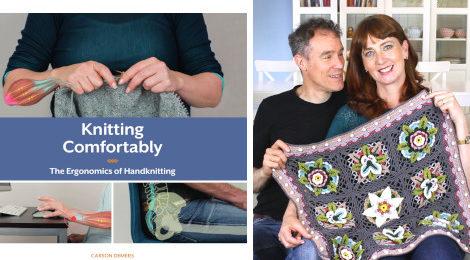 Episode 102 - Ergonomics of Handknitting - Carson Demers