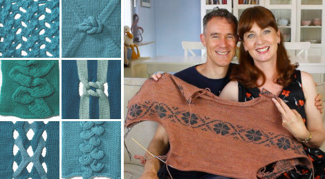 Episode 105 - Machine Knitting - Susan Guagliumi