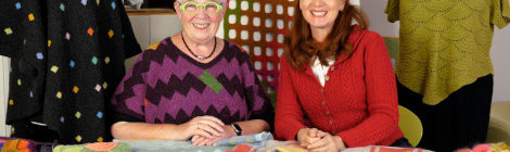 Episode 109 - Modular Knitting - Vivian Høxbro