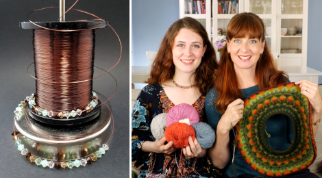 Episode 114 - Knitting with Wire - Mahliqa